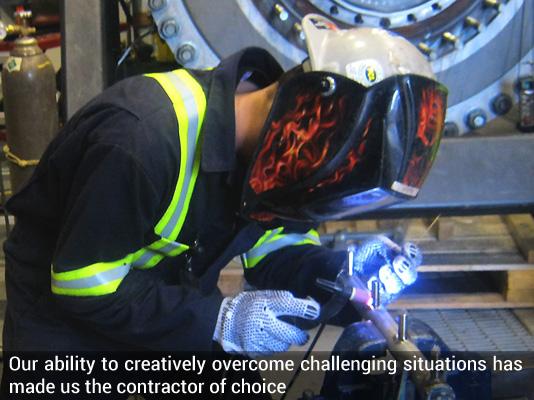 Overcoming challenging welding
