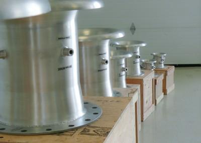 Venture nozzles