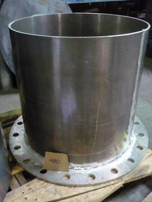 nozzle fabrication